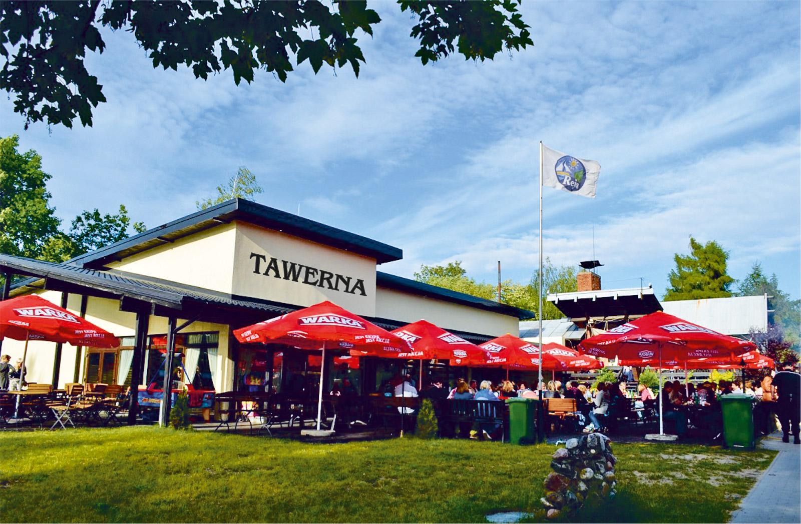 Sala bankietowa - tawerna